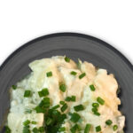 Home made potato salad